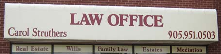 Carol Struthers Law Office